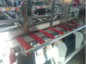 Automatic Corrugated Caron Folder Gluer and Packing Machine pictures & photos