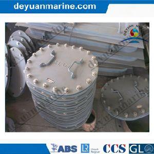 D Type Marine Steel/Aluminium Manhole Cover for Boat pictures & photos