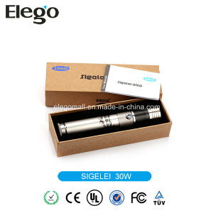 Sigelei 30W Mechanical Mod with 18650 Battery pictures & photos