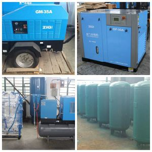 1000L Stainless Steel Compressed Tank pictures & photos