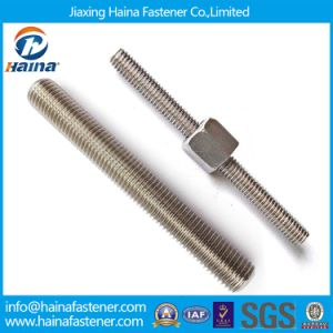 High Quality Full Thread Stainless Steel Threaded Rod for Industry pictures & photos