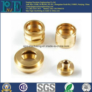Customized Precision Casting and CNC Machining Brass Hollow Ball pictures & photos