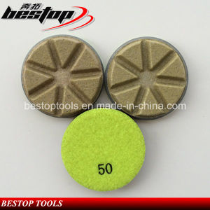 Premium Quality 50# Ceramic Bond Grinding Pads for Canadian Market pictures & photos