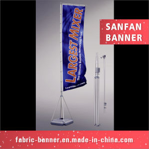 High Quality 3m/5m/7m Water Injection Advertising Flag