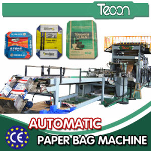 High Speed Cement Paper Bags Bottome Sealing Machine pictures & photos