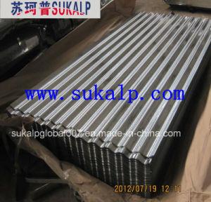Zinc-Coated Steel Sheet pictures & photos