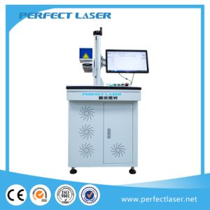 20W Ipg Laser Marking Machine for Stainless Steel Color Marking pictures & photos