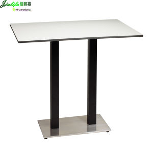 Jialifu Waterproof Fireproof Modern Design Restaurant Table pictures & photos
