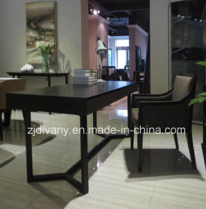 Italian Modern Study Room Wood Furniture (SD-28) pictures & photos