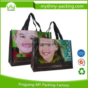 Cheap Price Promotion BOPP Laminated PP Nonwoven Handle Bag pictures & photos