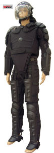 High Impact Resistant Military Anti Riot Suit Fbf-B-Ww02 pictures & photos