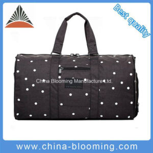 Polyester Gym Leisure Outdoor Sports Fitness Duffle Travel Bag pictures & photos