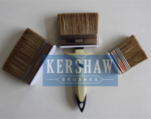 Paint Brush (Ceiling brush & Block Brush with mixed bristle ST-002) pictures & photos