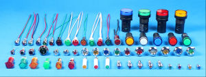 16mm Diameter LED Indicator Light, Indicator Lamp Price (XD22-16) pictures & photos