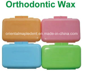 Dental Wax Orthodontic Protective Wax for Brackets pictures & photos