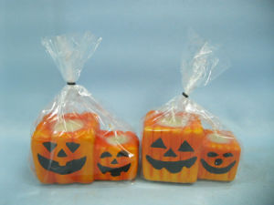 Halloween Candle Shape Ceramic Crafts (LOE2370-9z) pictures & photos