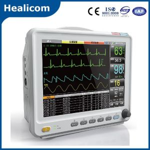 Medical Equipment Multi-Parameter Patient Monitor (HM-8000C) pictures & photos