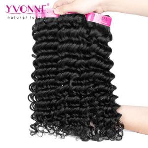100% Virgin Hair Extension Brazilian Hair pictures & photos
