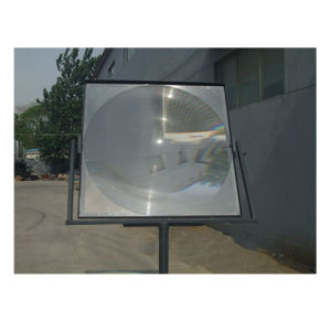 Customized Size PMMA Material Optical Solar Energy Fresnel Lenses pictures & photos