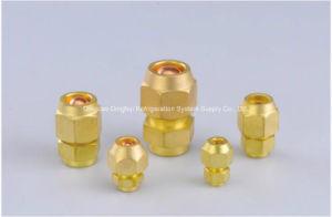 Lock Brass Nut pictures & photos