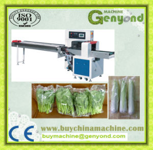 Pillow Type Vegetable Packing Machine pictures & photos