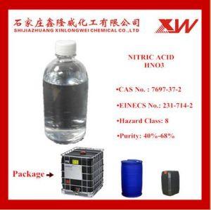 Nitric Acid (HNO3) 40%-98% pictures & photos