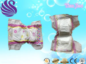 Baby Nappy Soft Disposable Baby Diaper Good Quality pictures & photos