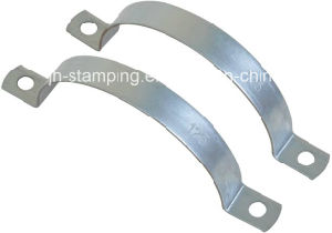 Spiral Clamp Without Rubber for Suspension Duct
