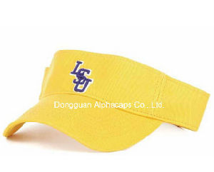 2016 Great Fashion Lsu Tigers Sun Visor Caps pictures & photos