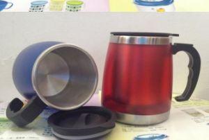 Custom Printing BPA Free Stainless Steel Beer Mug of 450ml pictures & photos