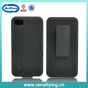 Wholesale Cellphone Holster Combo Phone Cover for Blackberry Z10 pictures & photos