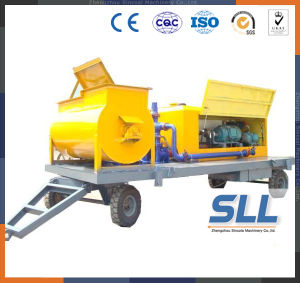 High Quality New Technology Foam Concrete Making Machine for Sale pictures & photos