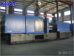 398t Hydraulic Horizontal Plastic Injection Moulding Machine Hi-G398 pictures & photos