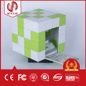 New Condition Cheapest Print PLA/ABS Materials 3D Wax Printer for Resale 3D Printer DIY Kit (UN-MagiCube) pictures & photos