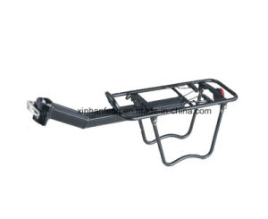 Adjustable Alloy Bicycle Rear Carrier for Bike (HCR-117) pictures & photos