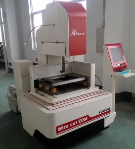 EDM Wire Cutting Machine Kd400gl pictures & photos