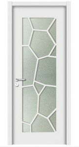 New Frosted Glass Bathroom Door pictures & photos