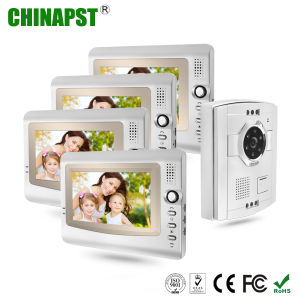 7′′ TFT LCD Outdoor Monitor Wired Security Color Video Intercom (PST-VD906C-4M) pictures & photos