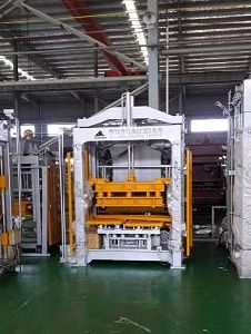 Model Qft5-15 Fly Ash Block Making Equipment pictures & photos
