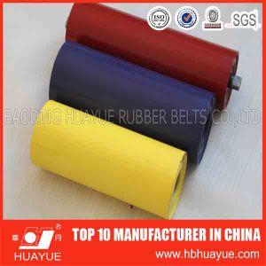 Quality Assured Heavy Duty Conveyor Roller, Rubber Conveyor Belt System Idler Roller Huayue Diameter89-159mm pictures & photos