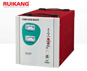 New Design Single Phase Automatic Voltage Regulator Generator Voltage Stabilizer pictures & photos