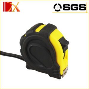 Rubber Coated Stainless Steel Tape Measure for The Measuring