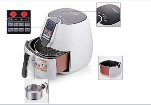 Commercial Electric Double Flat Chicken Fryer (A168) pictures & photos