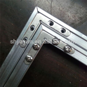 Extrude Aluminum Picture Frame Cut with 45 Degree pictures & photos