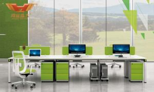 Modern Office Modular Workstation for 6 Person (H50-0207) pictures & photos