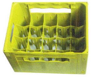 Plastic Injection Crate Mold for Daily Use