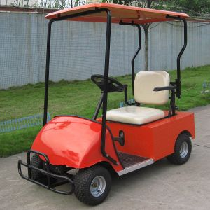 CE Approve Lead Battery Mini Electric Vehicle for Golf (DG-C1) pictures & photos