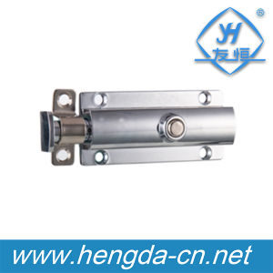 Yh9531 New Design High and fashion Zinc Alloy Flush Door Bolt pictures & photos