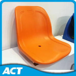 UV Stable Plastic Soccer Stadium Seats with Backs for Public Area of Guangzhou pictures & photos