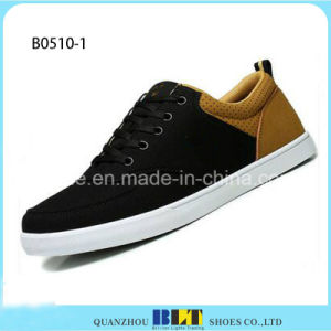 Low Top Men Sneaker Shoes pictures & photos